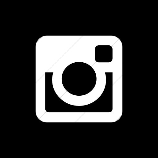 Instagram Icon Black Guten Bilder