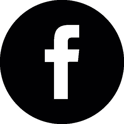 Transparent Round Facebook Icon