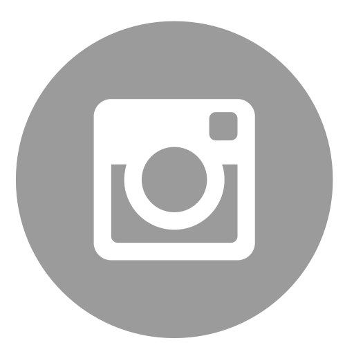 Instagram Icon Grey