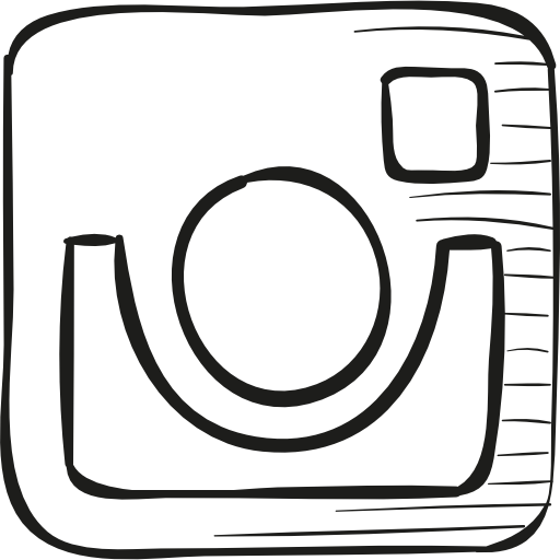 Social Drawing Instagram Icon Transparent Png Clipart Free
