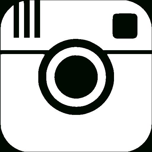 Beautiful White Instagram Icon Free White Social Icons