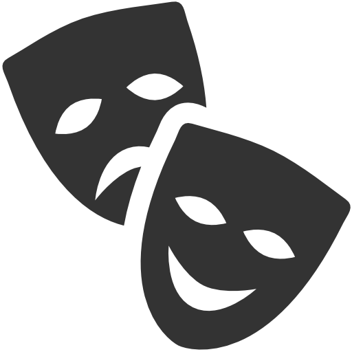 Theatre Masks Teatro