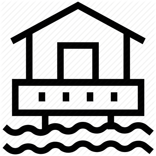 Cottage Insurance Icon