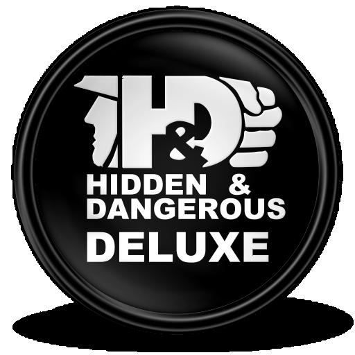 Hidden And Dangerous Deluxe Icon