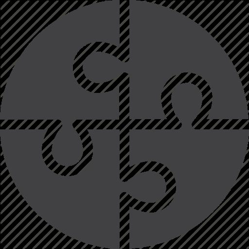 Integration, Plugin, Puzzle, Solution, Teamwork Icon