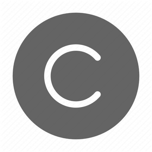 Copyright, Intellectual, Patent, Property Icon