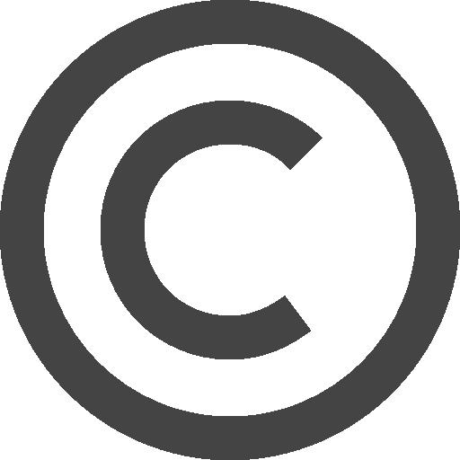 Copyright Symbol Icons Free Download