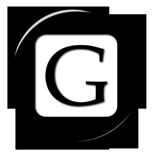 Google Logo Black Car Interior Design Logo Image