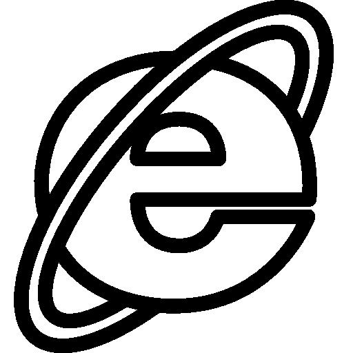 Logos Internet Explorer Icon Ios Iconset