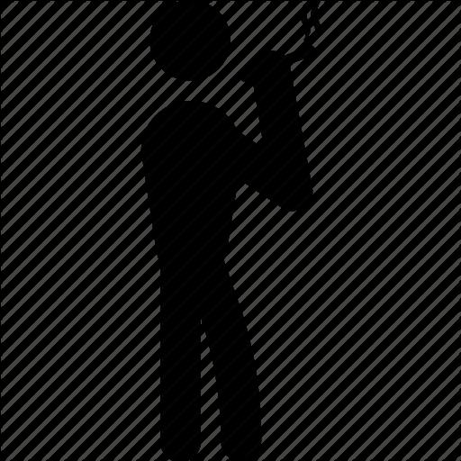 Businessman, Inventor, Man, Man With Umbrella, Umbrella Icon