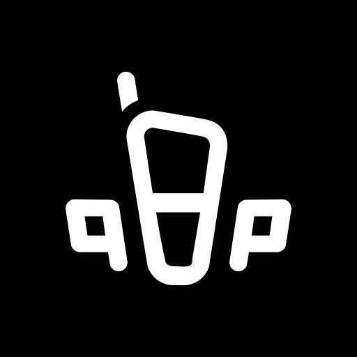 Qip, Invisible Icon