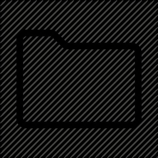 Catalogue, File, Folder Icon