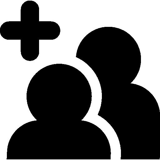 Add Friend Logos
