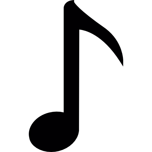 Musical Note Symbol, Ios Interface Icons Free Download