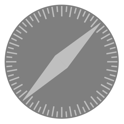 Safari Icon Dynamic Yosemite Iconset