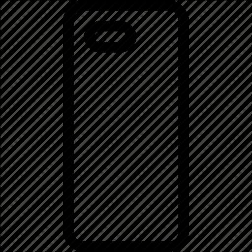 Apple, Back, Iphone, Iphone Plus, Mobile, Plus, Smartphone Icon