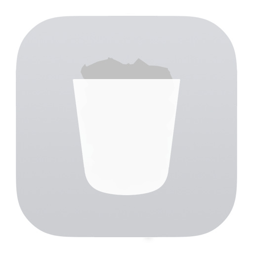 Trash Full Icon Ios Iconset Dtafalonso