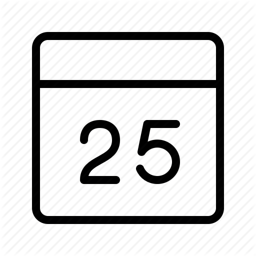 Calendar, Christmas, Date, Day, Event, Ios Icon