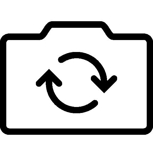 Photo Video Switch Camera Icon Ios Iconset