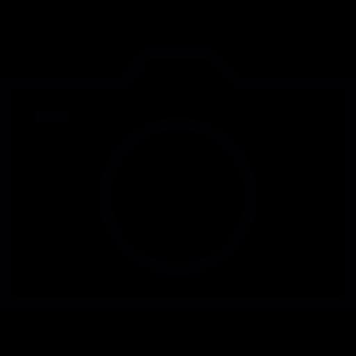 Camera, Ios Interface Symbol Icons Free Download