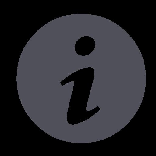 Info, Information, Help, Notice Icon
