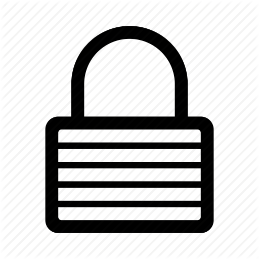 Ios Lock Icon