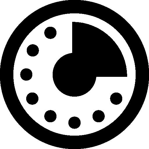 Combination Lock Icon Free Icons