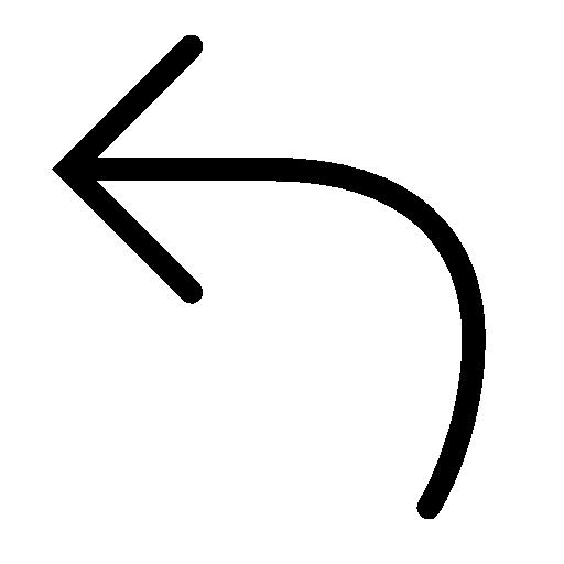 Very Basic Undo Icon Ios Iconset