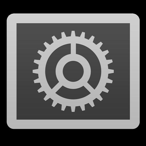 Alternative, Ios, Preferences Icon