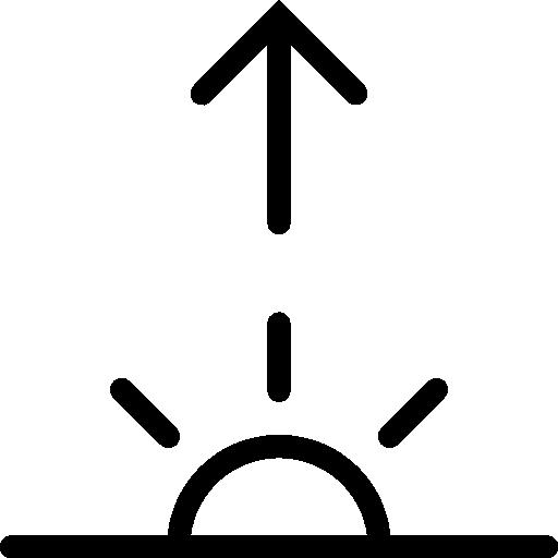 Weather Sunrise Icon
