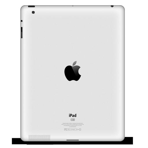 Ipad Back Icon