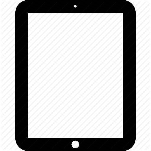 Apple, Devices, Ipad, Mobile, Simple, Tablet Icon