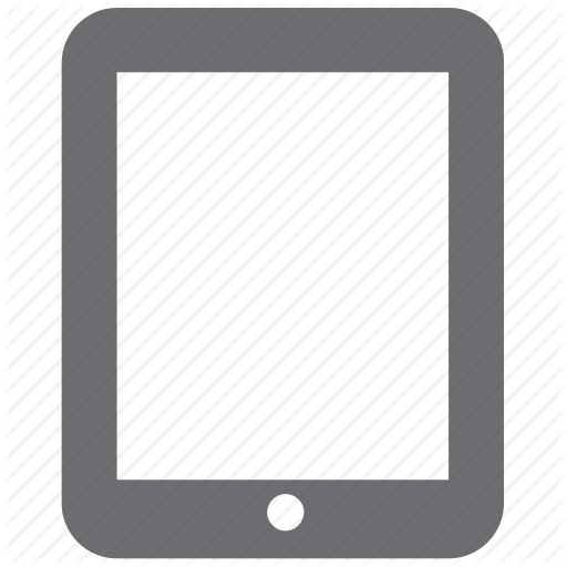 Ipad Icon Png