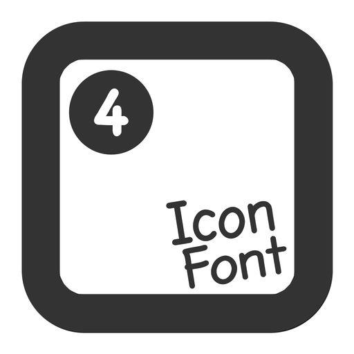 Elusive Icons Cheatsheet