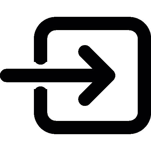 Login, Ios Interface Symbol Icons Free Download