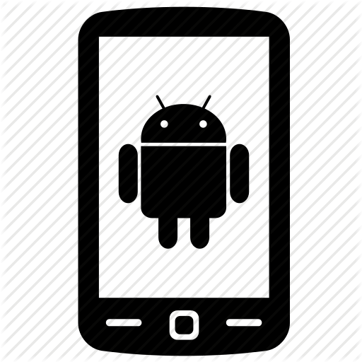 Andriod Androide Apps Android, Smartphone And App Icon