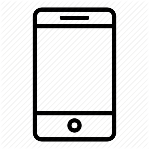 Device, Iphone, Mobile, Phone, Responsive, Smartphone Icon