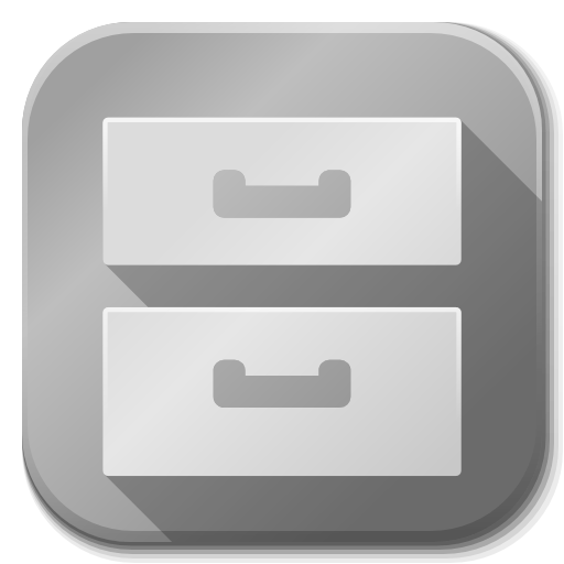 Apps Manager Icon Flatwoken Iconset Alecive
