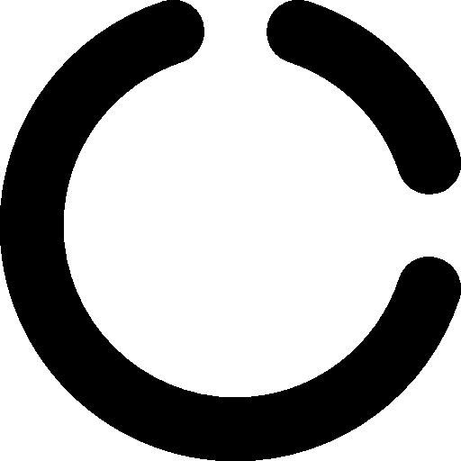 Charging Circle Icons Free Download