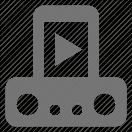 Device, Iphone, Speaker Icon