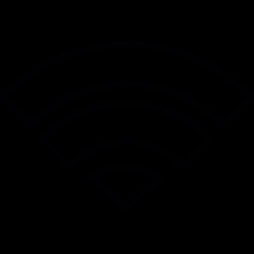 Wifi, Ios Symbol Icons Free Download
