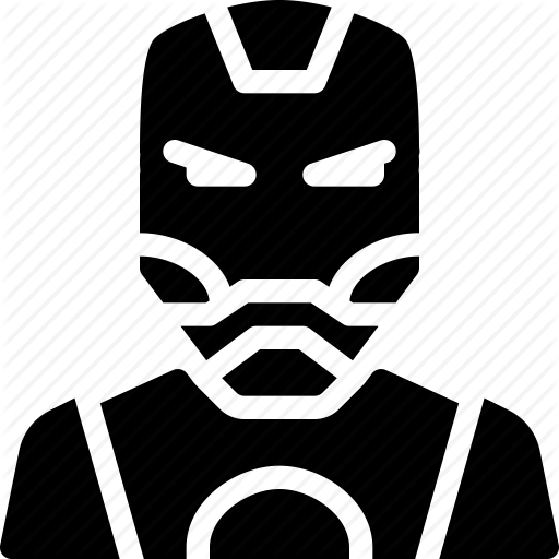 Human, Iron, Man, People, Person Icon
