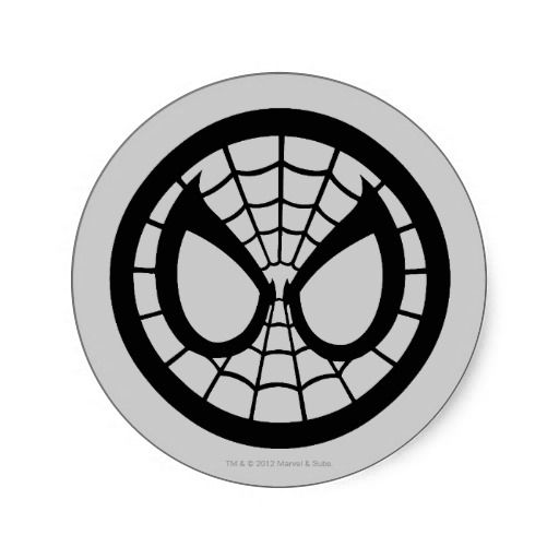 I Love This Spidey Logo! Ideas For Gabe's Super Hero Room