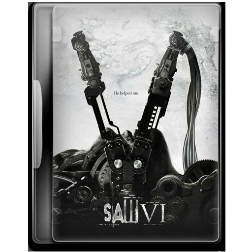 Saw Vi Icon Movie Mega Pack Iconset