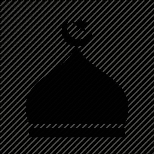 Islam, Islamicicon, Mosque, Mosque Dome, Muslim, Religion Icon