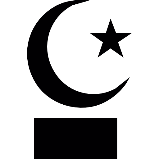Islam Star And Crescent Icons Free Download