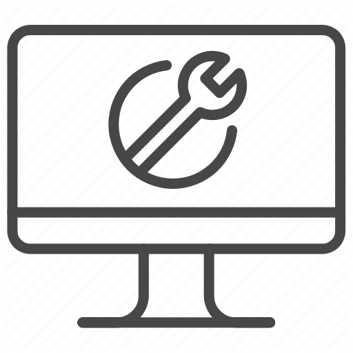 Computer, Helpdesk, It, Repair, Services, Support, Tech Support Icon