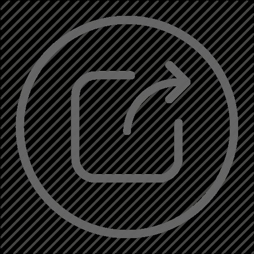 Arrow, Export, File, Ios, Share, Sharing, Social Icon
