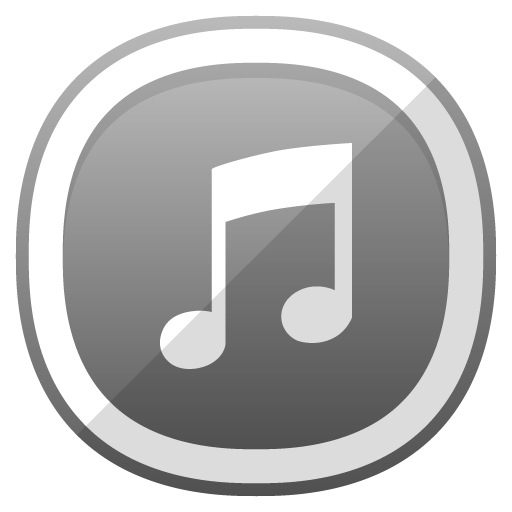 Itunes Icon Free Cute Shaded Social Iconset Designbolts