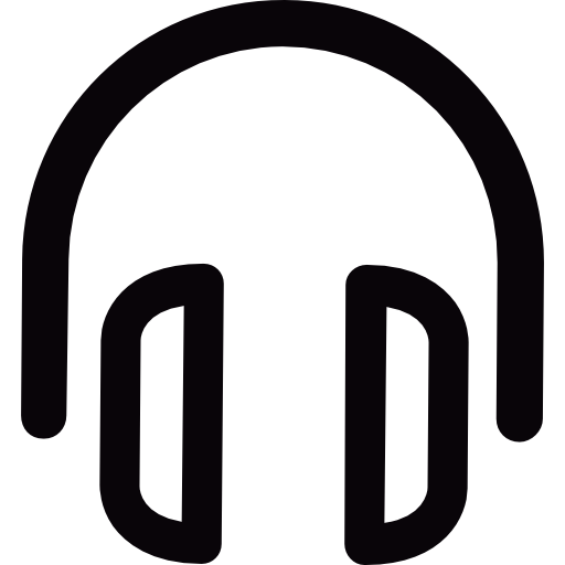 Headset, Auriculars Icon Free Of Dripicons